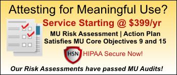 MU Risk Assessment